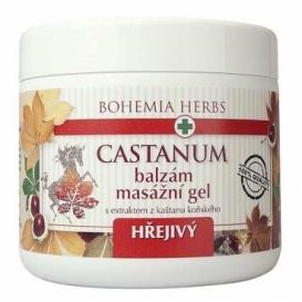 Bohemia Bylinky - balzam - kôň gaštan 600 ml - masážny gél otepľovanie