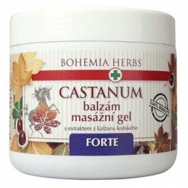 Bohemia Bylinky - balzam - kôň gaštan 600 ml - masážny gél - forte