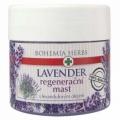 Bohemia Herbs - regenerační mast 120 ml - s levandulovým olejem