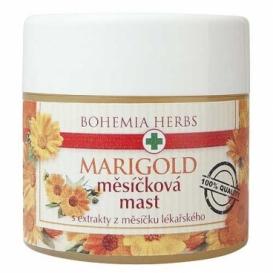 Bohemia Herbs - měsíčková mast 120 ml - s extrakty z měsíčku lékařského