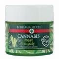 Bohemia Herbs - bylinná konopná mast na paty 120 ml