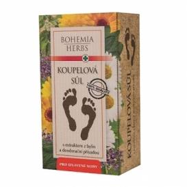 Bohemia Herbs - koupelová sůl na nohy 200 g