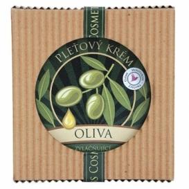 Bohemia Cosmetics - pleťový krém 200 ml - oliva - zvláčňující