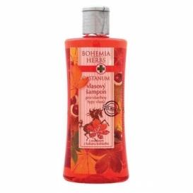 Bohemia Herbs - Castanum vlasový šampon 250 ml - s koňským kaštanem
