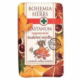 Bohemia Bylinky - Castanum toaletné mydlo 100 g - s kôň gaštan