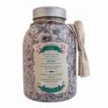 Bohemia Natur - koupelová sůl s bylinkami 1200 g - relaxační s ibiškem