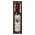 Bohemia Gifts - dárkové červené víno 0,75 l - babičce Merlot