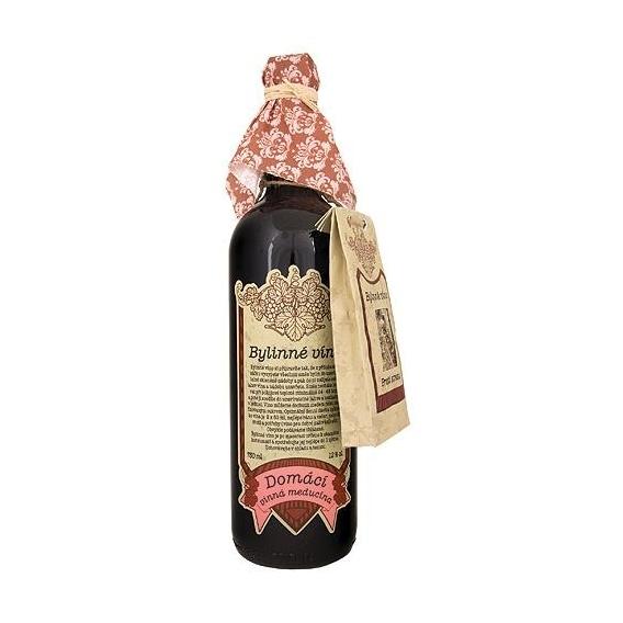 Bohemia Gifts - macerační víno 0,75 l - proti stresu