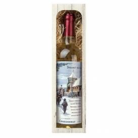 Bohemia Gifts - vánoční víno 0,75 l - Štědrý večer (Chardonnay)
