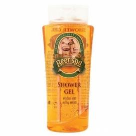 Beer Spa pivní sprchový gel  250 ml