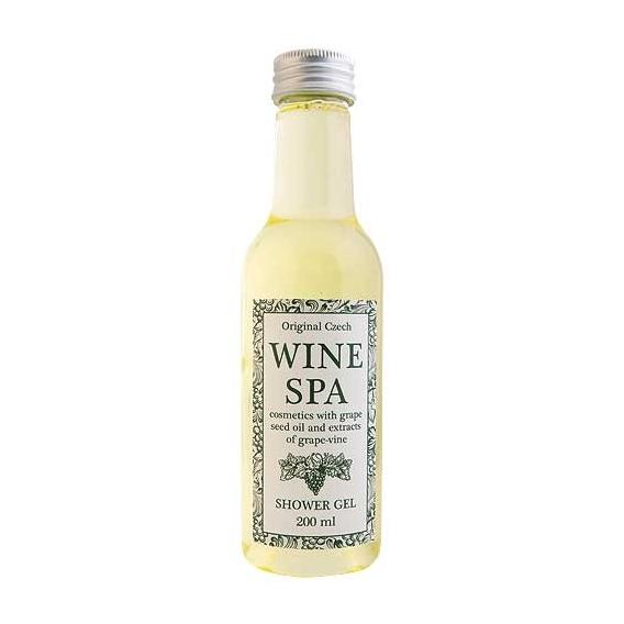 Wine Spa sprchový gél 200 ml - vínna réva