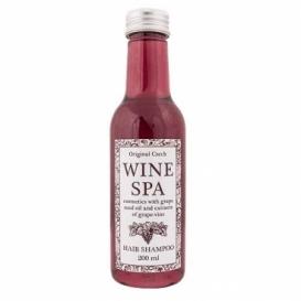 Wine Spa vlasový šampon 200 ml - vinná réva