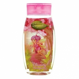 Bohemia Gifts - Víla Zuzanka - dětský vlasový šampon 250 ml - jahoda