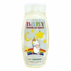 Bohemia Cosmetics - Miminko - vlasový šamponek 250 ml