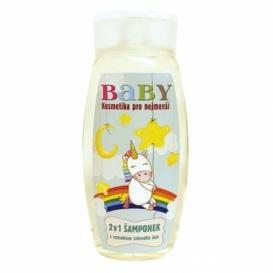 Bohemia Kozmetika - Baby - vlasy šamponek 250 ml