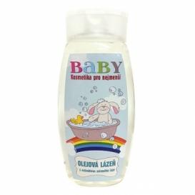 Bohemia Kozmetika - Baby - olej kúpeľa 250 ml