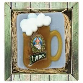 Ručně vyráběné mýdlo Pivrnec - půllitr