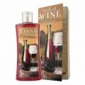Bohemia Gifts - dárkový sprchový gel 250 ml - book of wine