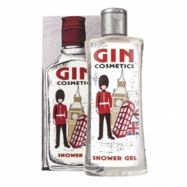 Bohemia Gifts - dárkový sprchový gel 250 ml v krabičce - gin