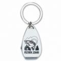 Kľúčenka s otváračom pre rybárov - PETROV ZDAR