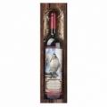 Bohemia Gifts - červené víno 0.75 l pre rybárov Petrův zdar