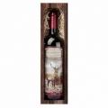 Bohemia Gifts červené víno 0,75 l pro myslivce - lovu zdar