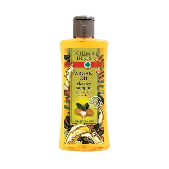 Vlasový šampón s arganovým olejem 250 ml