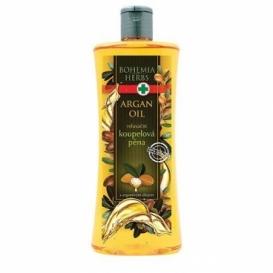 Krémová pena do kúpeľa s arganovým olejom 500 ml