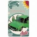 Bohemia Gifts - ručně parfémovaná aromatická karta do auta - auto - extra užovka