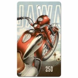 Bohemia Dary - handmade parfumované aromatických karty na auto - bike 250
