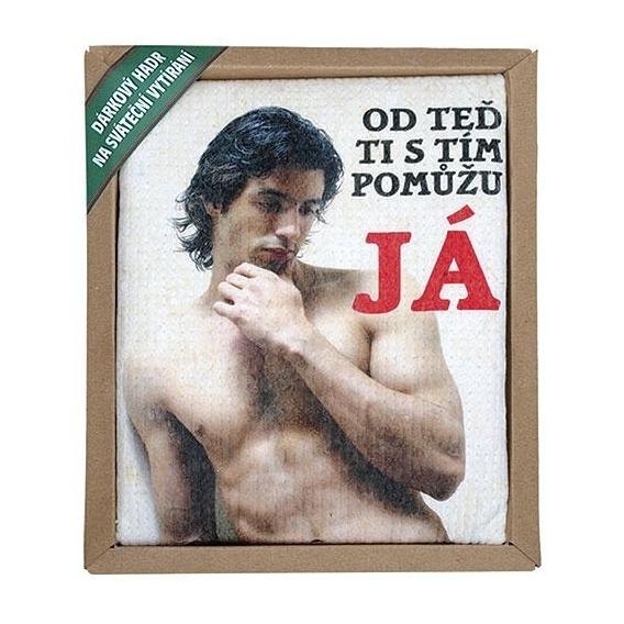 Bohemia Darov - dar rag na slávnostné zberného - od teraz môžem vám pomôcť