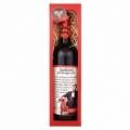 Bohemia Gifts - červené víno 0,75 l Merlot - Společník pro večer