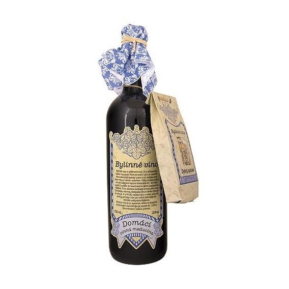 Bohemia Gifts  - maceračné víno, 0.75 l - dobrý spánok