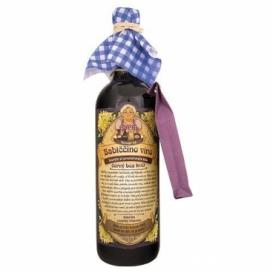 Babičkine maceračné víno 0,75 l - baza čierna kvet