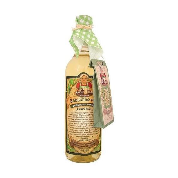 Bohemia Darčeky - mojej starej mamy macerácia víno - lime blossom