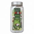 Bohemia Bylinky - kozmetika kokos - kúpeľové soli 900 g s kokosový olej