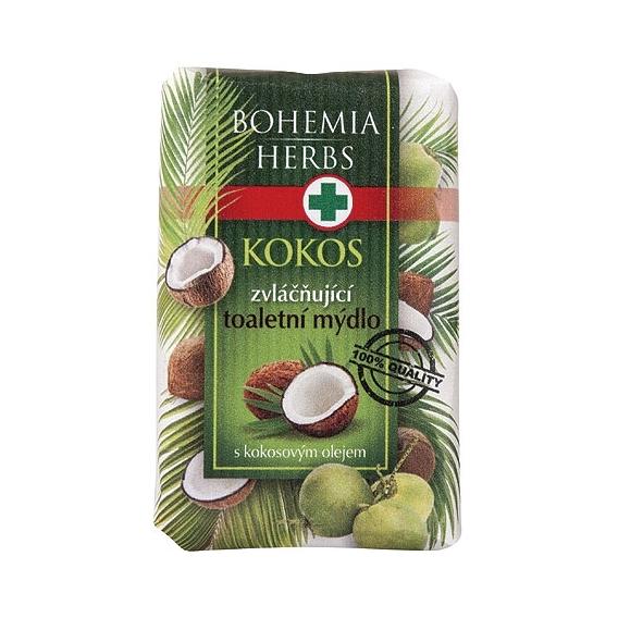 Toaletné mydlo s kokosovým olejom 100g