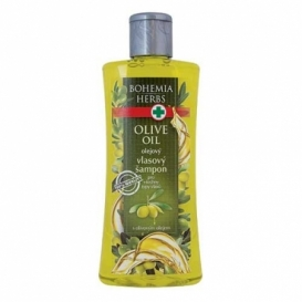 Vlasový šampón s olivovým olejom 250 ml