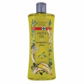Bohemia Herbs - olejová koupelová pěna 500 ml - oliva