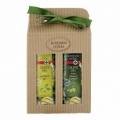 Dárkové balení kosmetiky oliva - sprchový gel a šampon