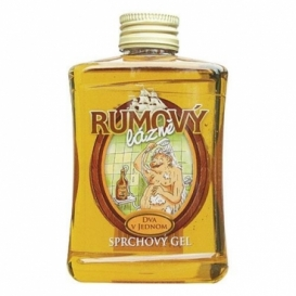 Bohemia Darčeky - sprchový gél s vôňou rumu 300 ml