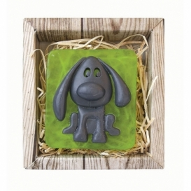 Bohemia Gifts - ručně vyráběné mýdlo - pes