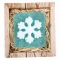 Bohemia Gifts - ručně vyráběné mýdlo - vločka