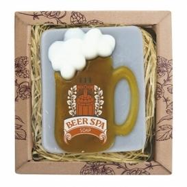 Beer Spa ručně vyráběné pivní mýdlo 85 g - půllitr