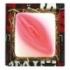 Ručne vyrábané mydlo v krabičke - vagína 110 g