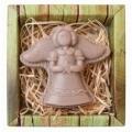 Bohemia Gifts – ručně vyrobené mýdlo v krabičce - anděl postava