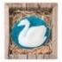Bohemia Darčeky - ručne vyrábané mydlo 80 g - swan