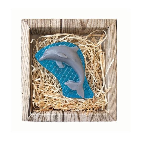 Bohemia Gifts - ručně vyráběné mýdlo 45 g - delfín