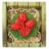 Ručně vyráběné mýdlo 75 g - tulipány
