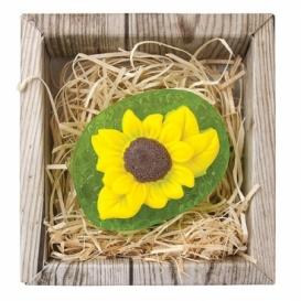 Bohemia Darčeky - ručne vyrábané mydlo 60 g - kvet slnečnice